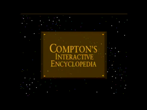 Comptons Interactive Encyclopedia (CD-i)
