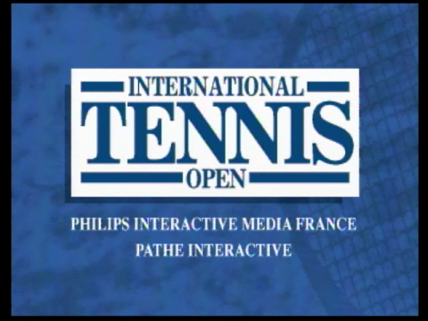 International Tennis Open (CD-i)