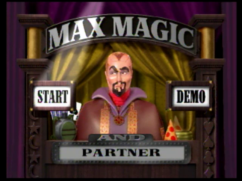 Max Magic (CD-i)