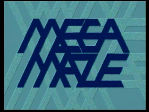 Mega Maze (CD-i)