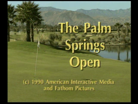 Palm Springs Open (CD-i)