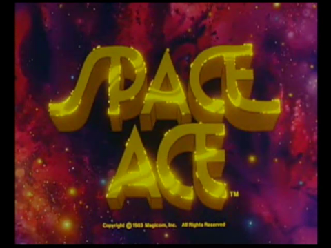 Space Ace (CD-i)