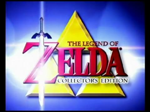 Legend of Zelda: Collectors Edition (Gamecube)