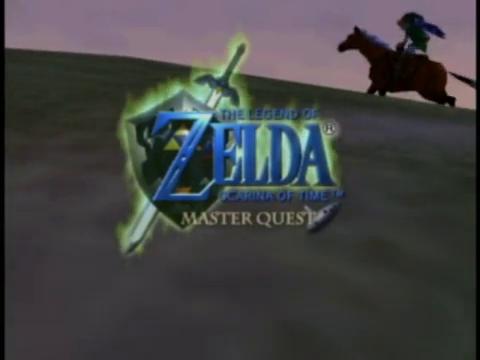 Legend of Zelda: Ocarina of Time – Master Quest (Gamecube)