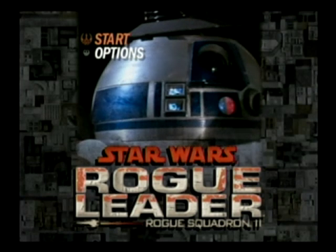 Star Wars: Rogue Leader (Gamecube)