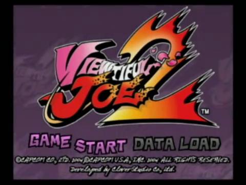 Viewtiful Joe 2 (Gamecube)