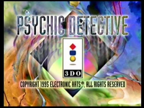 Psychic Detective (3do)