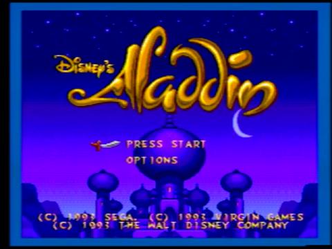Aladdin (Sega Genesis)