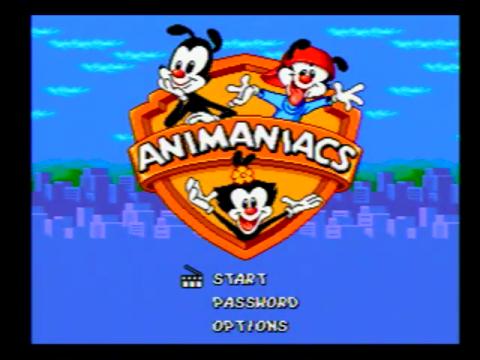 Animaniacs (Sega Genesis)