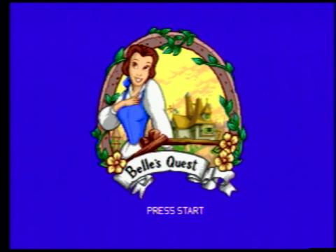 Belles Quest (Sega Genesis)