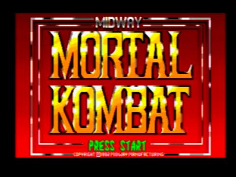 Mortal Kombat (Sega Genesis)