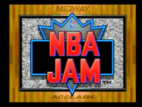 NBA Jam (Sega Genesis)