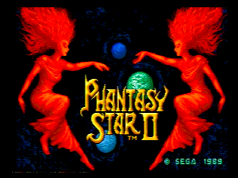 Phantasy Star II (Sega Genesis)