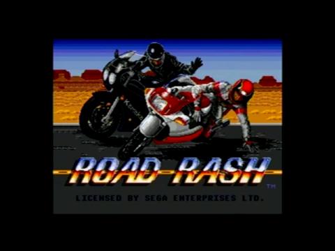 Road Rash (Sega Genesis)