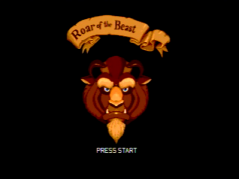 Roar of the Beast (Sega Genesis)