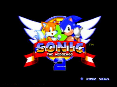 Sonic the Hedgehog 2 (Sega Genesis)