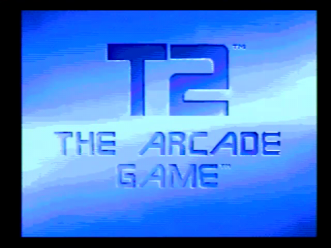 T2 – The Arcade Game (Sega Genesis)