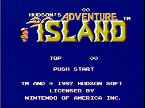 Adventure Island (NES)