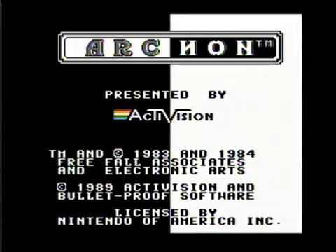 Archon (NES)