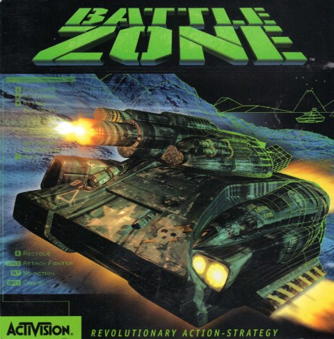Battlezone (Cover)