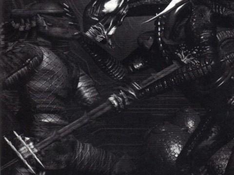 Aliens vs Predator – Jaguar (Manual)