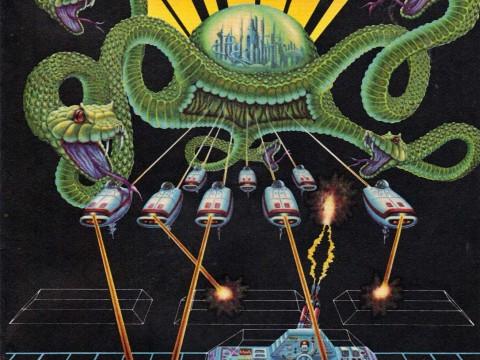Alien Invaders – Plus! (Odyssey 2 Manual)