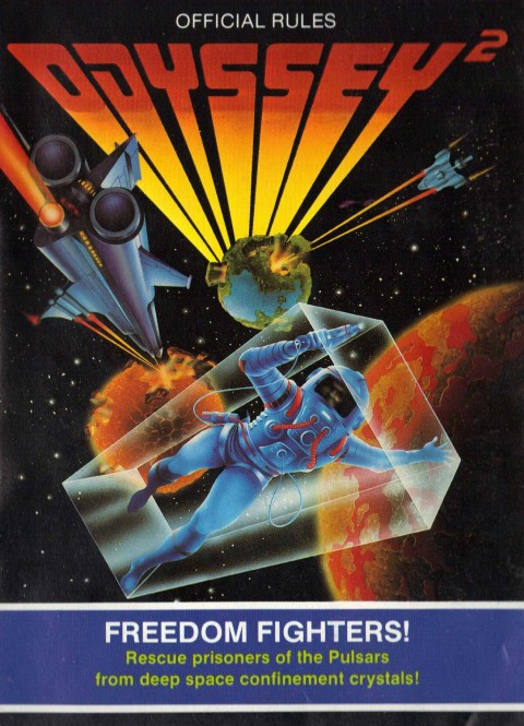 Freedom Fighters (Odyssey 2 Manual)