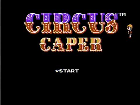 Circus Caper (NES)