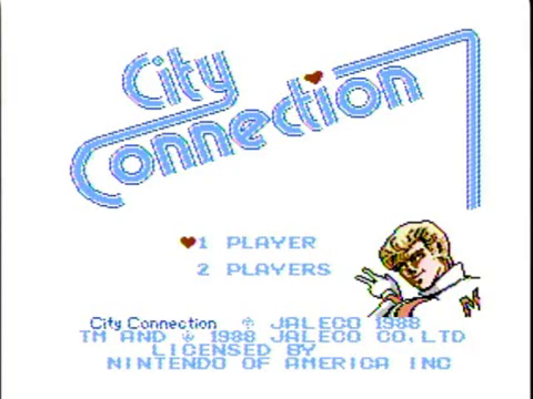 City Connection (NES)