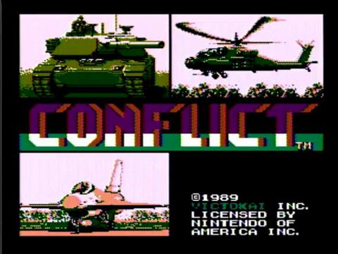 Conflict (NES)