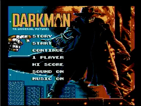 Darkman (NES)