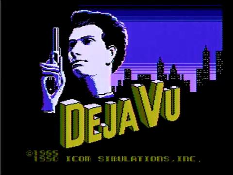 Deja Vu (NES)