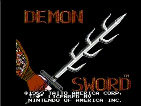 Demon Sword (NES)