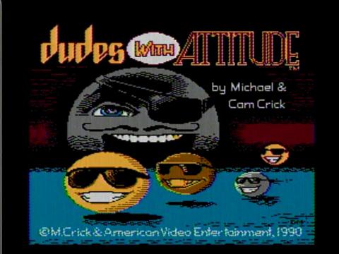Dudes with Attitude (NES)