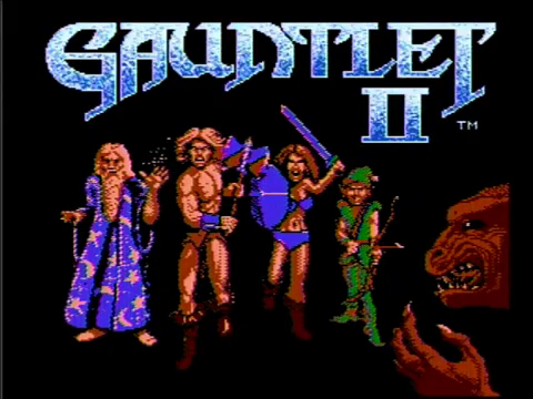Gauntlet II (NES)
