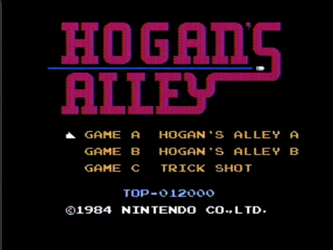 Hogans Alley (NES)
