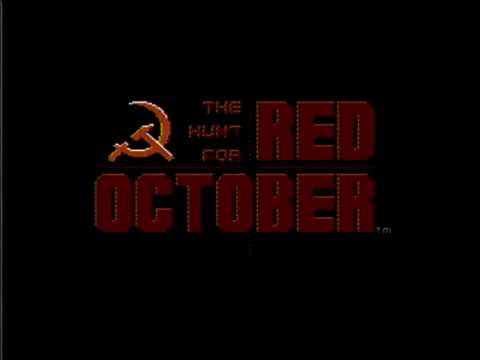 The Hunt for Red October (NES)