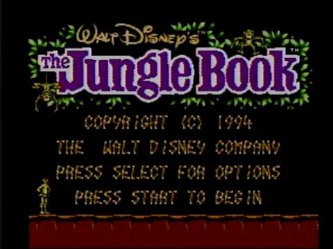 The Jungle Book (NES)