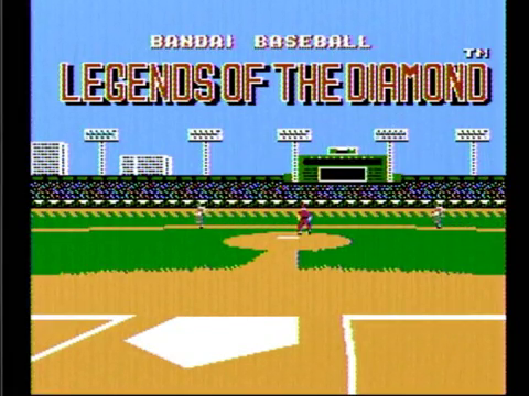 Legends of the Diamond (NES)