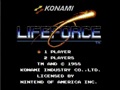 Lifeforce (NES)
