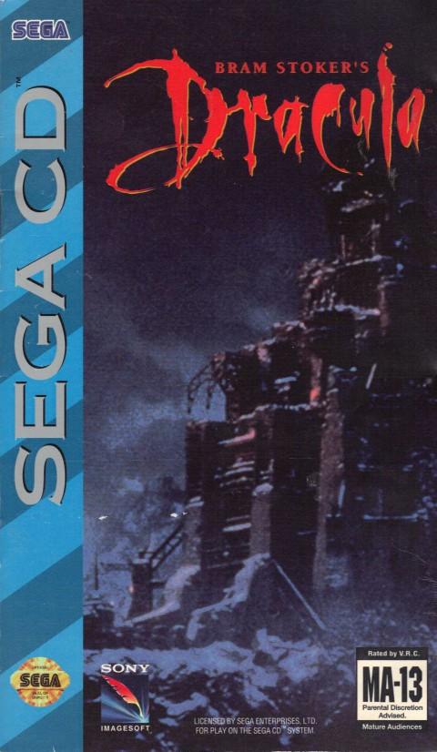 Bram Stokers Dracula (Sega CD)
