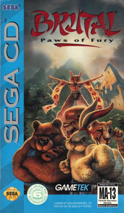 Brutal: Paws of Fury (Sega CD)