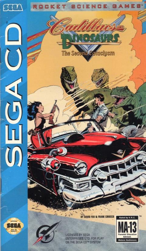 Cadillacs and Dinosaurs (Sega CD)