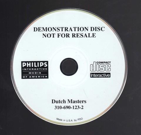 Dutch Masters (CD-I)