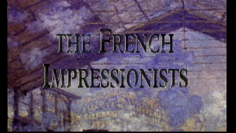 The French Impressionists (CD-I)
