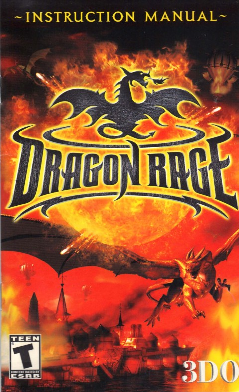 Dragon Rage (Manual)