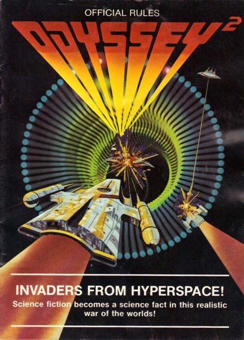 Odyssey 2 – Invaders from Hyperspace (Manual)