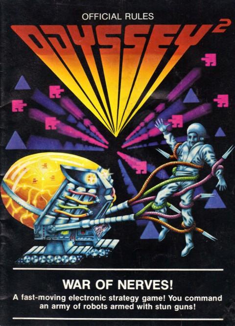 Odyssey 2 – War of Nerves (Manual)