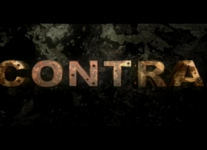 Contra: Shattered Soldier (PS2)