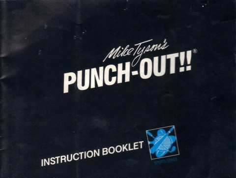 Mike Tysons Punch Out (NES Manual)